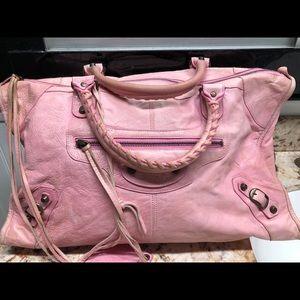 Pre-loved Authentic Classic Balenciaga City Bag
